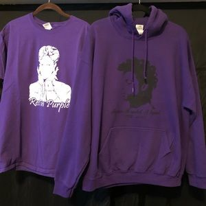 Other - 3Pc PRINCE Remember Hoodie & T-shirts